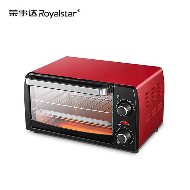 荣事达 开门红电烤箱厨房家用蛋挞鸡翅全自动烘焙